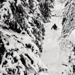 Photo of the Day: Friends on a Powder Day