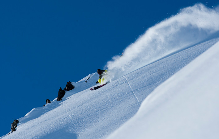 Photo of the Day: Bluebird Turns