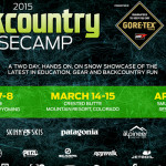 Backcountry BASECAMP Schedule of Events: Jackson Hole Mountain Resort