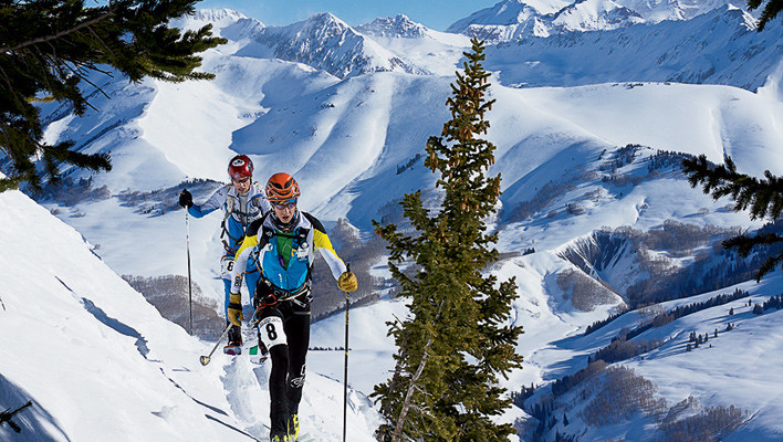 The Coolest Place for Skimo: Crested Butte leads North America's uphill scene