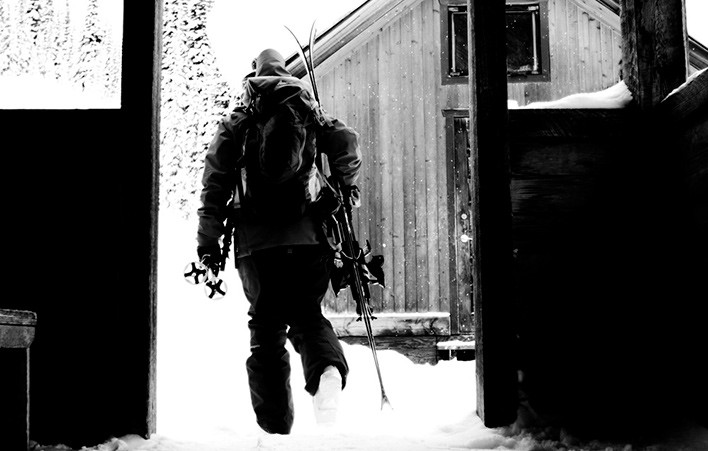 Photo of the Day: Out the Door