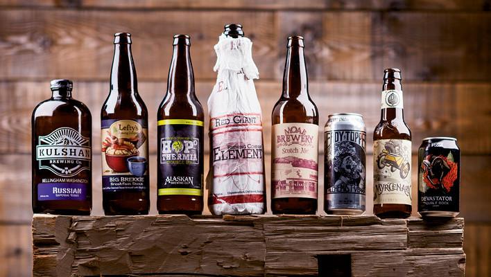 2015 Beer Test: Hut to Hut