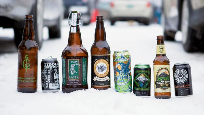 2015 Beer Test: Parking Lot/Après