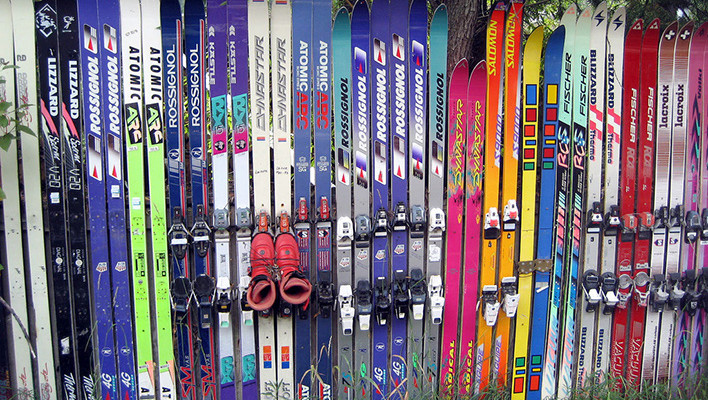 Summer Storage: What To Do With Your Skis and Boots