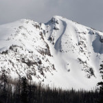 Skiing Yellowstone: Part I, Top Notch Peak