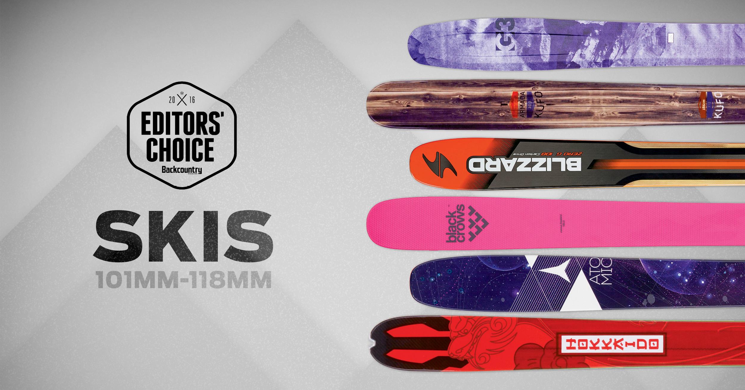 2016 Editors  Choice Awards  Skis 101-118mm f3678a25016