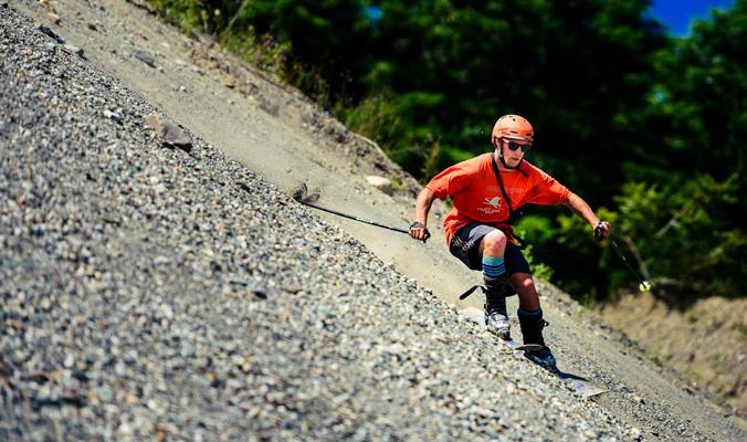 Summer Stashes: HINESBURG SANDPIT, HINESBURG, VERMONT