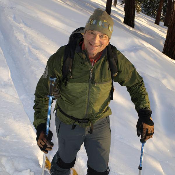 Bela Vadasz. Guide, educator, father, skier. 1953-2015. [Photo] Craig Dostie