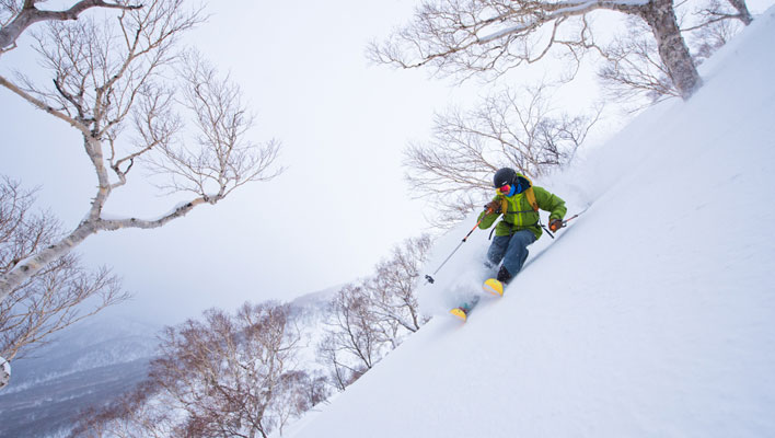 Leif Whittaker reports on the debate in Hokkaido while digging into his research. [Photo] Freya Fennwood