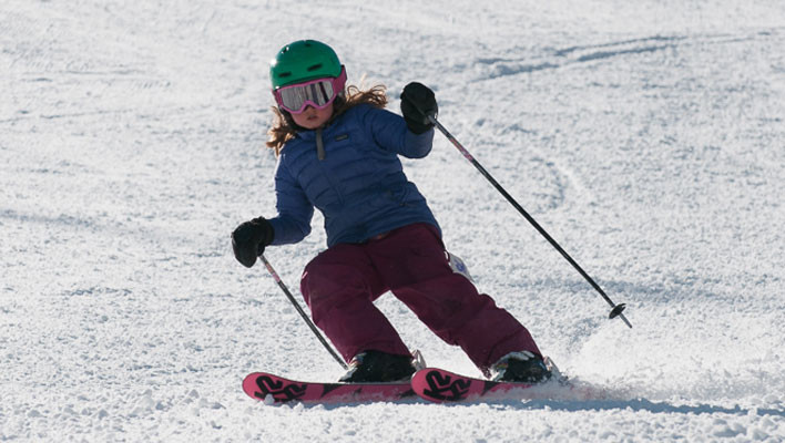 Tech Tip: kid ready bindings and skis