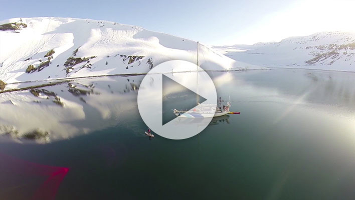 Skiing and Science: Shifting Ice team releases documentary teaser