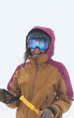 Tory Hayssen | 5 ft. 5 in. | 130 lbs. | The Tetons, Wyo.