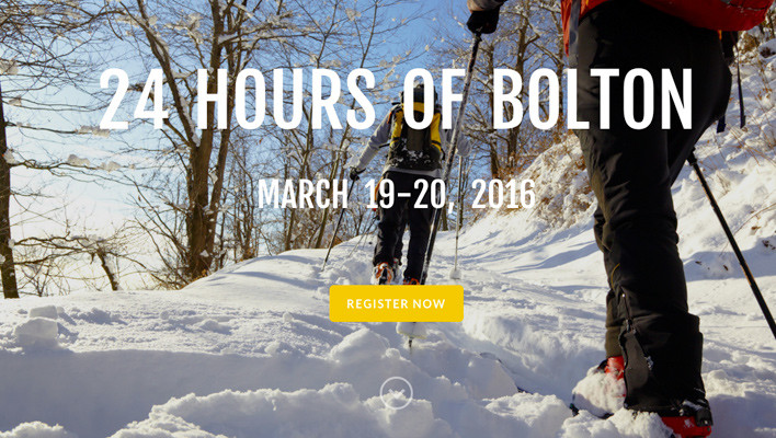 Bolton, VT to host 24-hour backcountry race that gets back to the basics