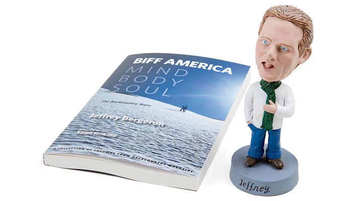 "Weirdness & Wisdom: Essays and Escapades in Biff America's New Book, ""Mind, Body, Soul"""