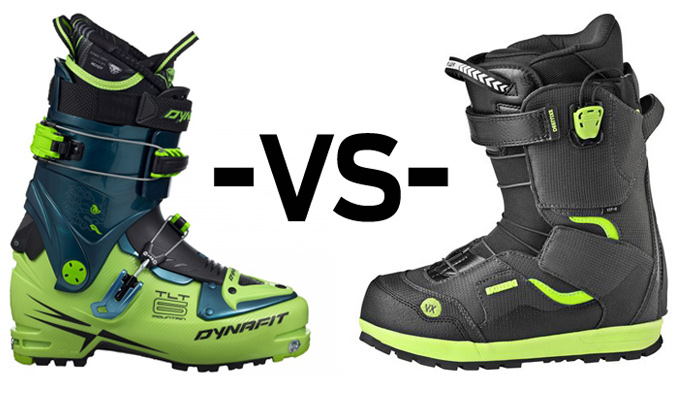 Hard Versus Softboots Which Setup Is Right For You