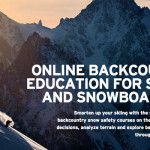Salomon and Atomic introduce Mountain Academy for learning introductory backcountry skills