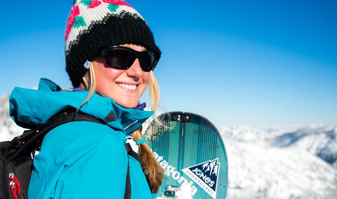 A smiling Liz Daley. [Photo] Jason Hummel