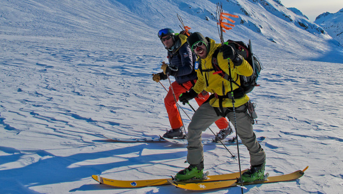 Mountain Skills: Be Ready With Team and Routine