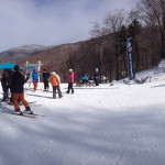 Smugglers' Notch Basecamp: Day 2 Dispatch