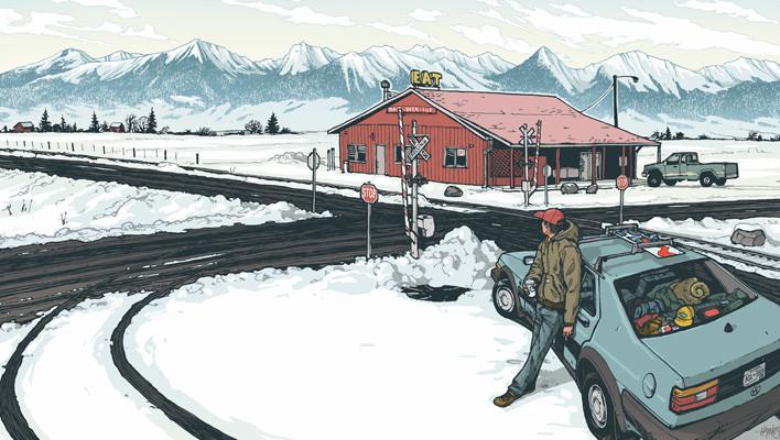 Backstory: Crossroads of a Skier
