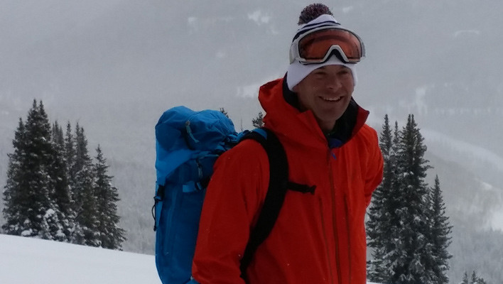 The Dark Side of Brilliance: Donny Roth Balances Emotion and Reason in the Backcountry