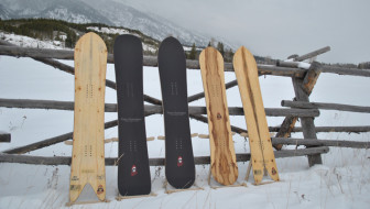 Boardroom: Franco Snowshapes gets quantum with snowboard design