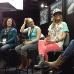 Backcountry Experience panel at SIA: Inside the Female Mind