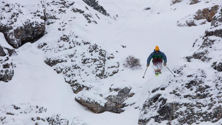 Powder Mountain Report: Gear Test Week Day 2