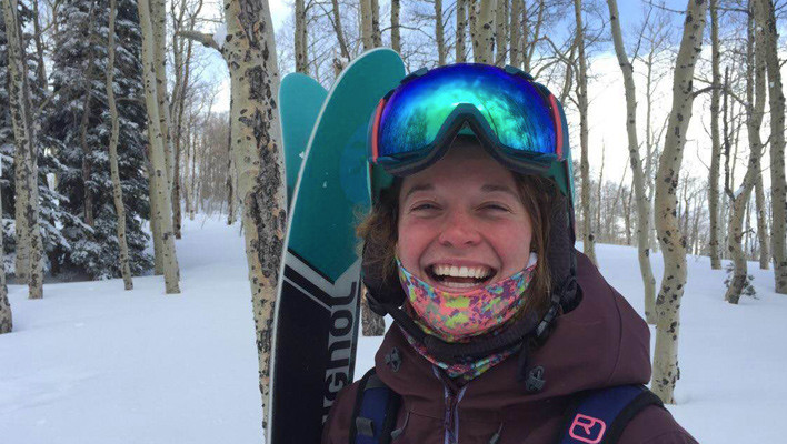 2017 Gear Test Profile: Caitlin Mitchell and Her Pretty Turn