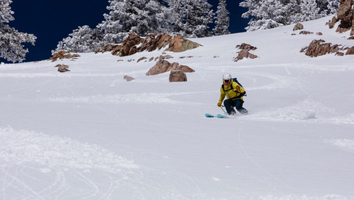 Powder Mountain Report: Gear Test Week Day 4