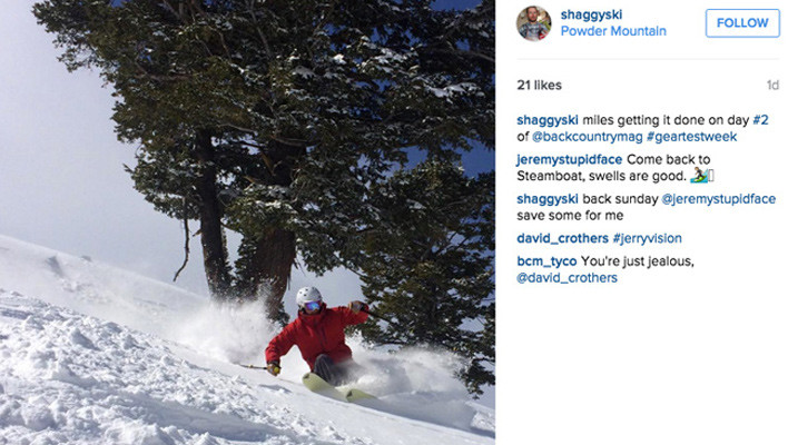 The Re-Gram: Gear Test Week Day 3 social media highlights