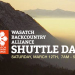 Traffic Control: The Wasatch Backcountry Alliance hosts a free shuttle day for Little Cottonwood Canyon