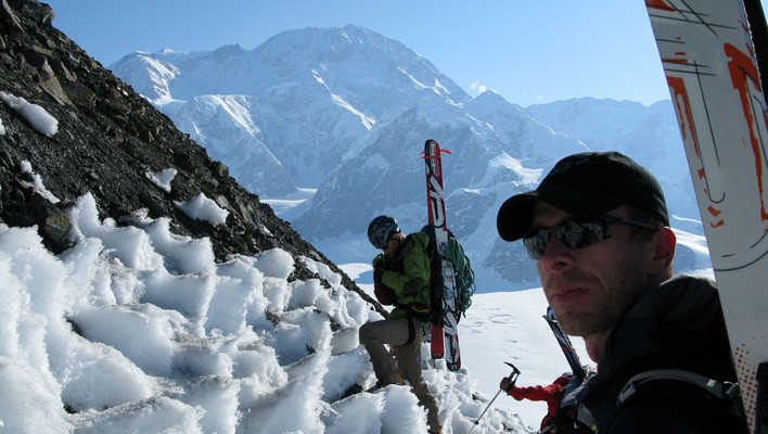 Some don't like it hot: warming trends pose problems for spring ski mountaineering