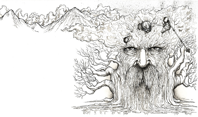 Illustration by Evan Chismark