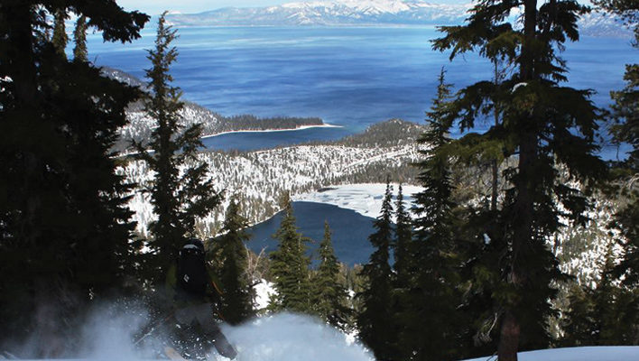 Unpaving the way: the Tahoe Backcountry Alliance makes headway in their first season