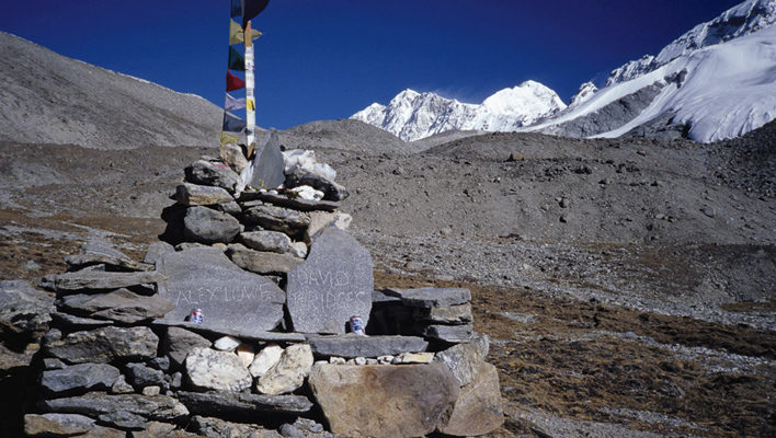 Remembering Alex Lowe, David Bridges and the 1999 Shishapangma Avalanche