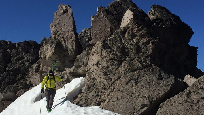 Summer Stashes: Volcanic Lassen Peak holds steady through June
