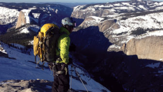 From the Archive: Jason Torlano, Yosemite's Golden Boy