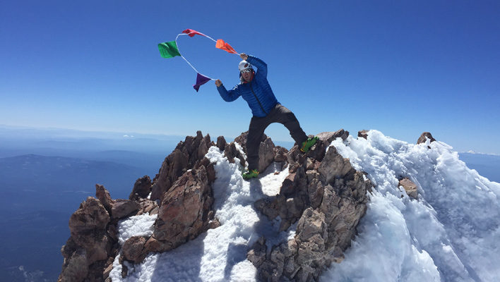 Summer Stashes: A guide's guide to Mt. Shasta