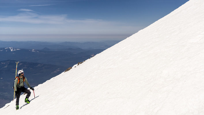 Summer Stashes: A session on Mt. Adams