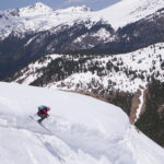 Summer Stashes: Getting turns on Independence Pass