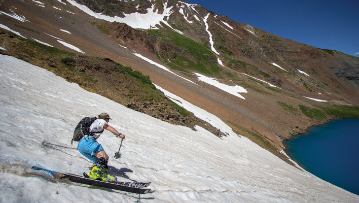 Summer Stashes: Mt. Owen still holds the goods in July