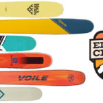 2017 Editors' Choice Awards: Skis 104-115mm