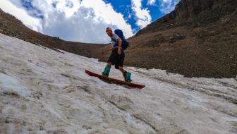 Summer Stashes: Mt. Timpanogos provides August turns