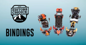 2017 Backcountry Editors Choice Bindings