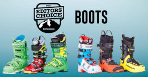 2017 Backcountry Editors Choice Boots