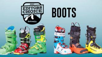 2017 Editors' Choice Awards: Boots