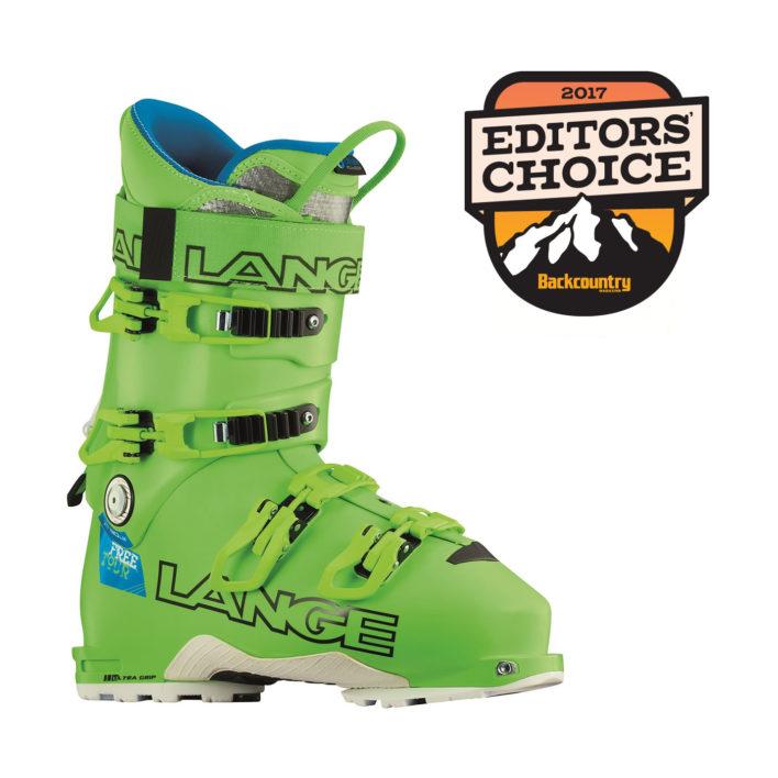 Lange XT Freetour 130 boots