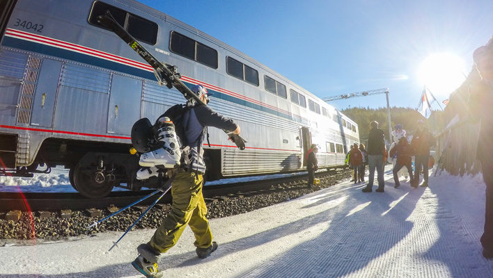The Train's A Comin': The Denver to Winter Park Ski Train returns after a six-year hiatus