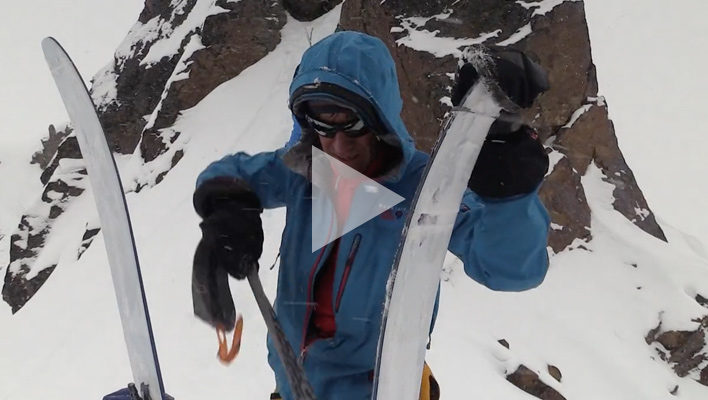Ski Mountaineering Skills with Andrew McLean: Skinning